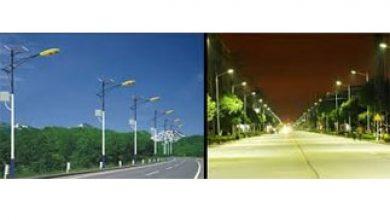 Lampu Penerangan Jalan Umum LED