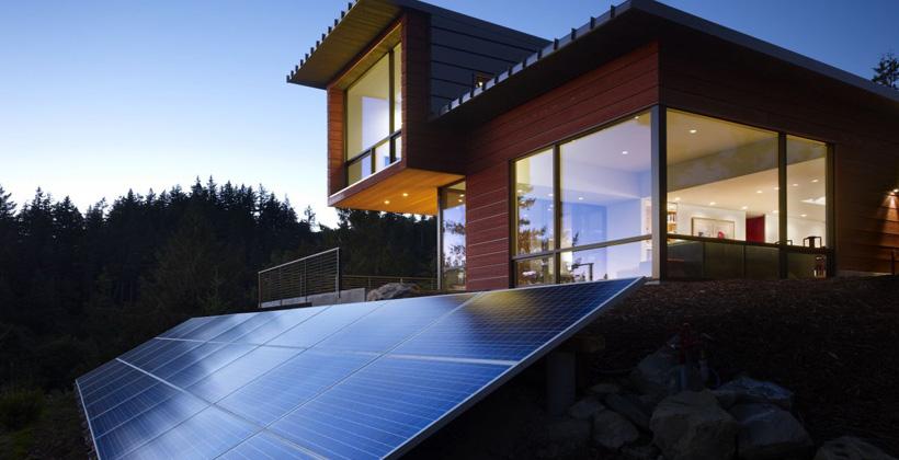 Aplikasi Teknologi Panel Surya Bagi Rumah Hunian