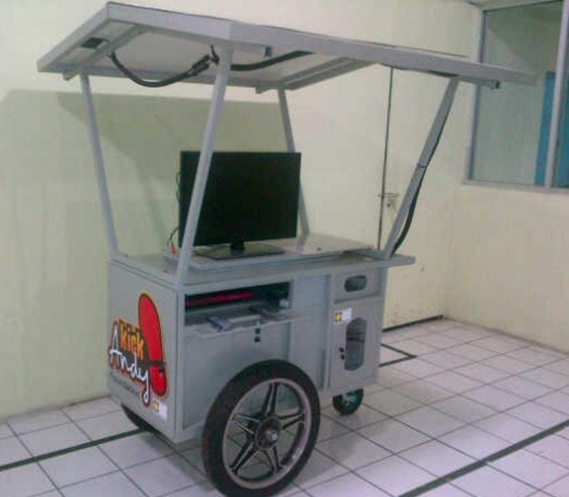 gerobak multimedia