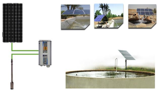 Pemanfaatan Pompa Air Tenaga Surya