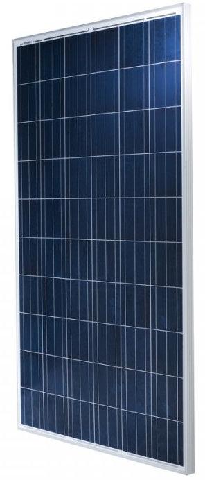 panel surya Polikristal