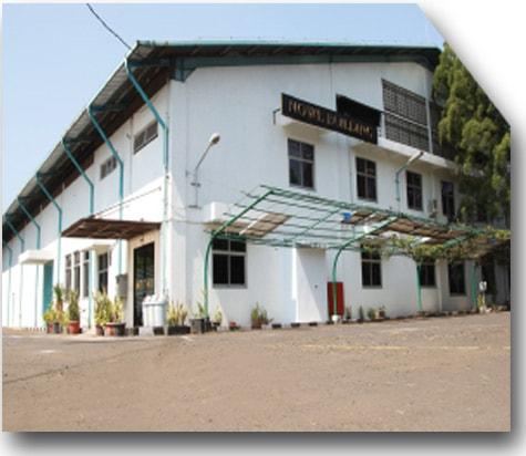 Gedung PT Surya Utama Putra-Panel surya