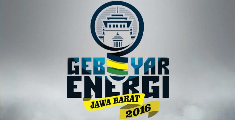 Surya Utama Putra hadir dalam Gebyar Energi 2016