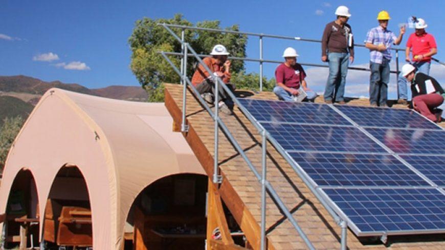 Ojt Grid Solar Power System